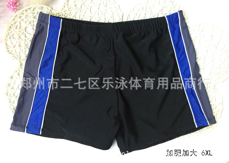 New Products Loose-Fit Plus-sized Men Extra Large Swimming Shorts Adult Hot Springs Fat Men's Swimwear
