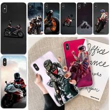 LJHYDFCNB Cool rider Customer High Quality Phone Case For iphone 6 6s plus 7 8 plus X XS XR XS MAX 11 11 pro 11 Pro Max Cover lovebay geometri customer high quality phone case for iphone 6 6s plus 7 8 plus x xs xr xs max 11 11 pro 11 pro max cover