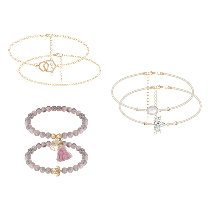 Bohemian Bracelet Set 4