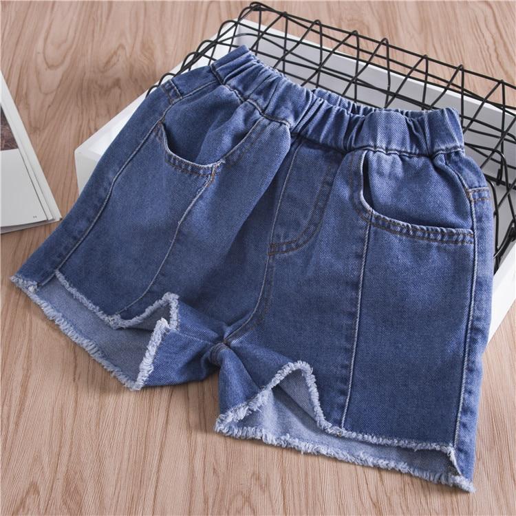 Алиэкспресс Иркутск - 8025 для фотосессии; 2019 летняя детская одежда для девочек; рубашка в полоску в Корейском стиле; джинсовые шорты  aliexpress goods лучшие популярные товары почтой купить китая бесплатной доставкой дешевые shopping 2020