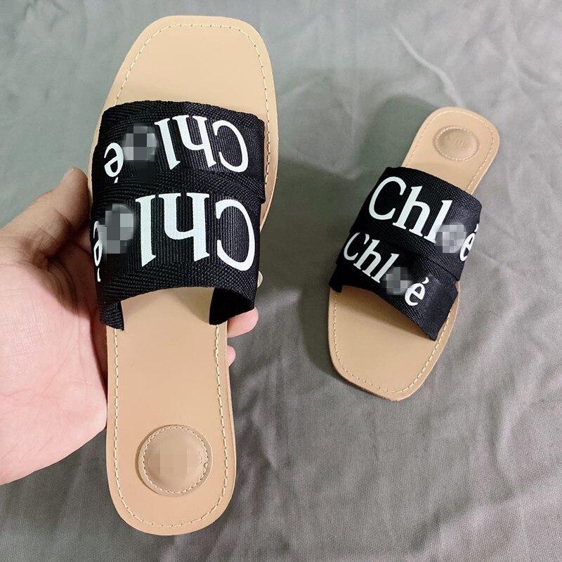 2020 Flip Flop Women's Shoes New Flat Shoes Spot Summer Female Sandals Fashion Slippers