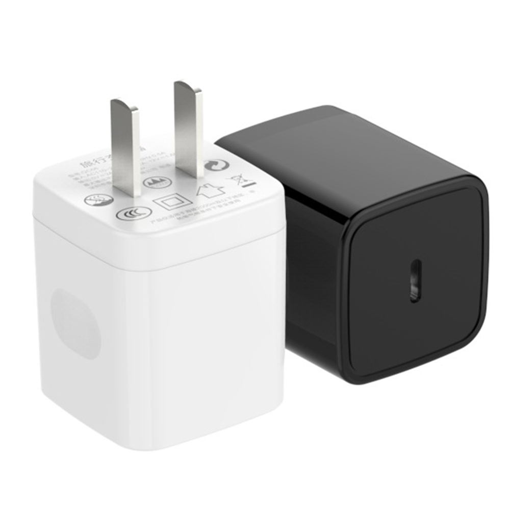3A Mobile Phone Charger 20W Fast Charging EU US Plug Type C Charger For iPhone 12 Mini