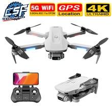 2020 novo rápido mini f8 gps rc zangão com 4k hd câmera dupla gesto controle 30 minutos 2km 5g wifi fpv rc drones vs f11 sg906