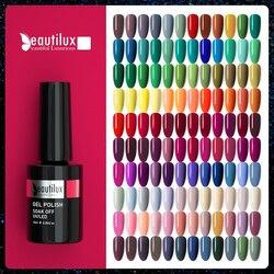 Beautilux Gel Nail Polish AC Colors Professional UV LED Salon Nails Art Gels Varnish Soak Off Semi Permanent Nail Lacquer 10ml