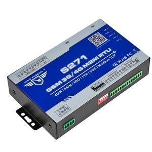 Image 5 - IOT M2M RTU Modbus Slave GSM 3G 4G A Distanza di Allarme di Controllo Gru A Torre di Acquisizione Dei Dati di Monitoraggio Scalabile IO porta S271