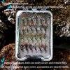 24pcs/box Tenkara Flies with Waterproof Fly Box 5