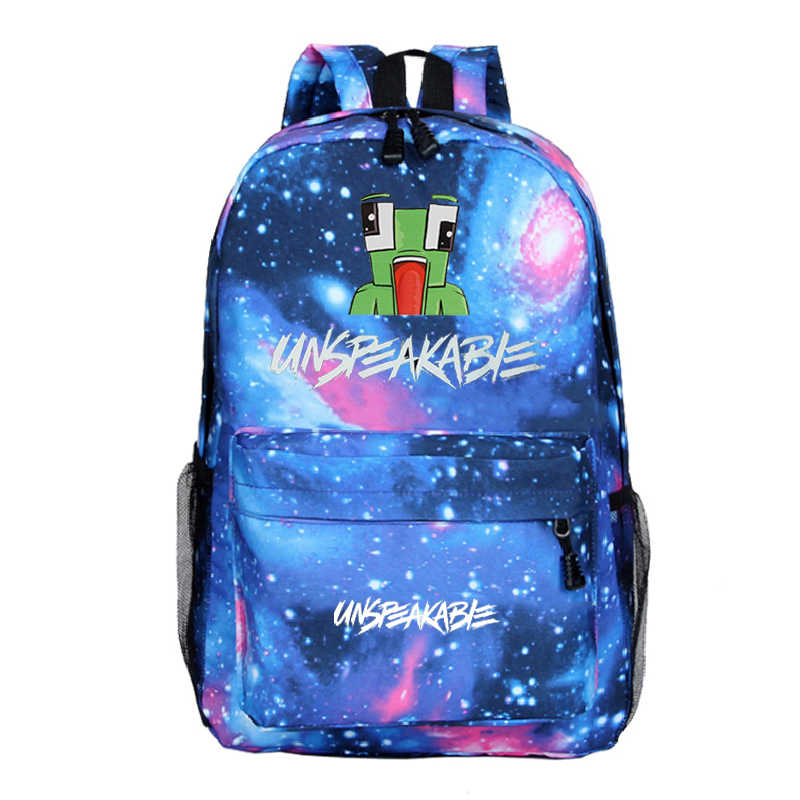 UNSPEAKABLE new men and women backpacks with backpacks laptop backpacks boys and girls travel backpacks