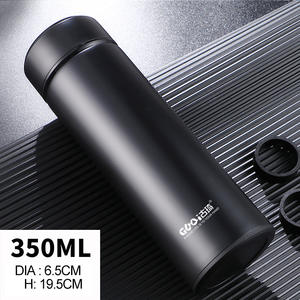 350ML Double-Wall Insulated Thermos Water Bottle Stainless Steel vacuum Flask Thermo Bottle
