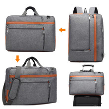 COOLBELL Backpack 17.3 Inch Convertible Laptop Backpack Multifunctional Large Capacity Student Backpack Business Travel backpack