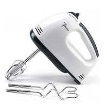 Handheld Mixer Egg-Beater Electric-Food-Blender Cake-Baking Multifunctional 7-Speed Automatic