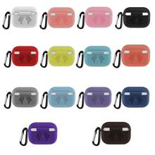 Silicone Protective Case Bluetooth Earbuds Shockproof Rubber Cover For Airpods 3 For Airpods Pro 3rd Gen Airpods case(China)