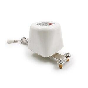 """Image 2 - 1/2 """"3/4"""" الذكية واي فاي الغاز مناور صمام التحكم في المياه صمام DN15 DN20 إيقاف تحكم تويا الأمازون اليكسا جوجل مساعد"""