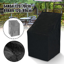 Outdoor Waterproof Cover Garden Furniture Rain Cover Chair Sofa Protection Rain Dustproof Woven Polyester Convenient Cover