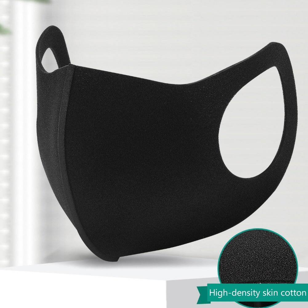 Unisex Reusable Dual Layer PM2.5 Anti Haze Dustproof Face Mouth Protective Mask маска тканевая для лица Fast Shipments