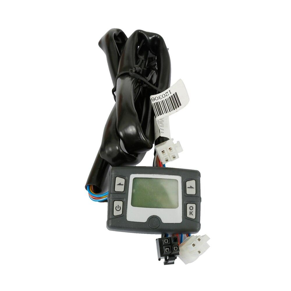 DIGITAL CONTROL  for air parking heater diesel car heater