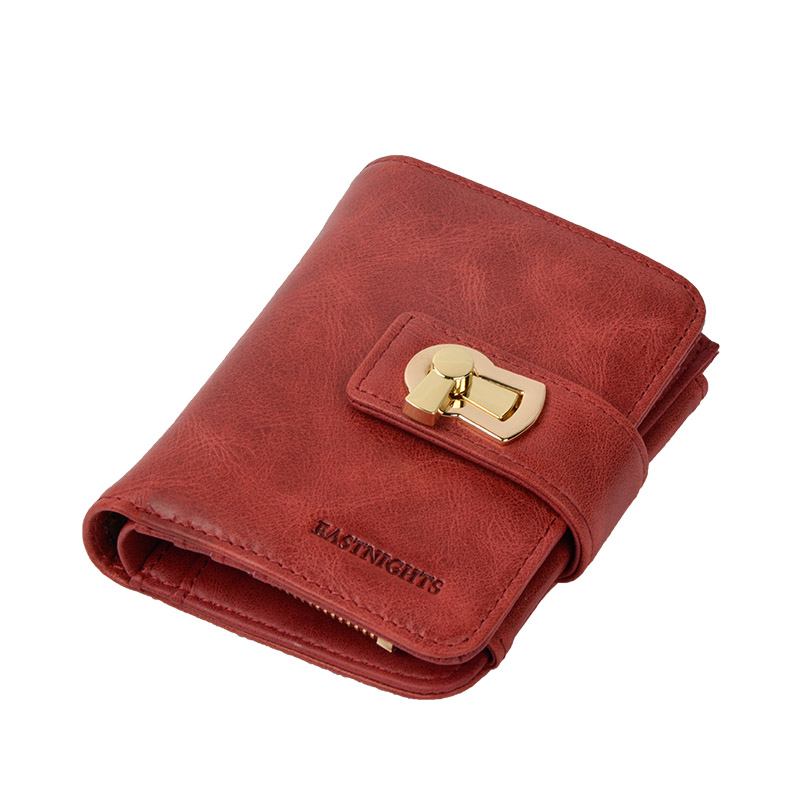 Women Wallets Genuine Leather Ladies Clutch Bag Zipper Credit Card Holder Female Wallet With Coin Pocket