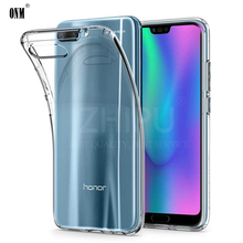 Case For Huawei Honor 10 Lite TPU Silicon Durable Clear Fitted Bumper Soft Note Transparent Back Cover