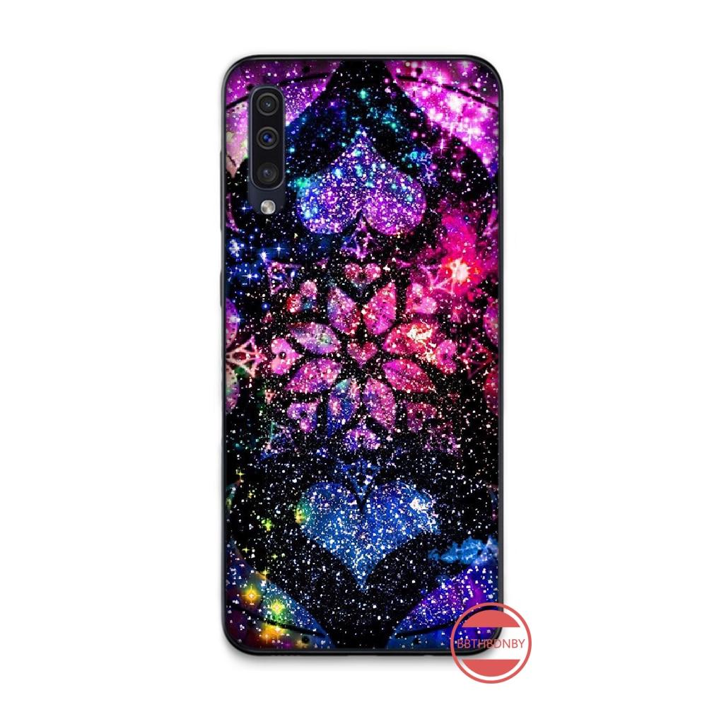 Mandala Mewah Pemegang Relief Eksotis Pelanggan Phone Case untuk Samsung Galaxy 3 6 7 8 10 20 30 40 50 70 71 10S 20S 30S 50S PLUS
