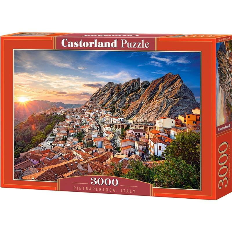 Puzzle 3000 pièces 92x68 cm Puzzle pour adulte shapeng Puzzle enfants jouets cadeau Petrapetosa jouets éducatifs puzzle jeu - 6