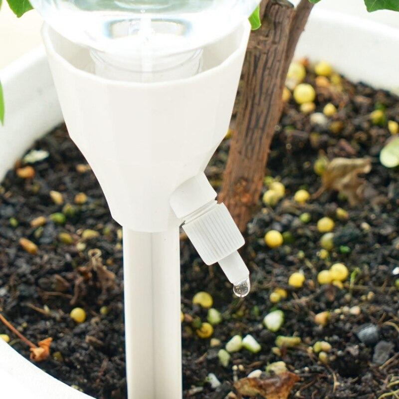 3 компл. Автоматический сад ороситель регулирующий вода капля система подходит для дома и отпуска растений полива сада растений капельного