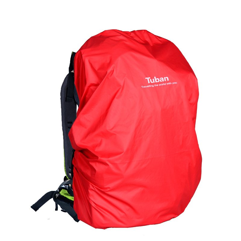 Waterproof Adjustable Fixed Drawstring Backpack Rain Cover Anti-skid Cover To Avoid Slip