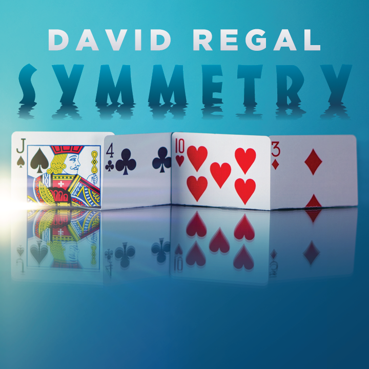 Symmetry By David Regal Magic Tricks