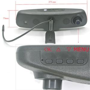 Image 3 - ANSHILONG Car Rear View Mirror DVR with 4.3 inch Monitor + Special OEM Bracket 1080P Digital Video Recorder G sensor