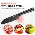 Японские кухонные ножи из нержавеющей стали 5