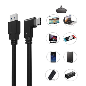 Image 5 - 5M Data Line Oplaadkabel Voor Oculus Quest 2 Link Vr Headset Kabel Usb 3.0 Type C Transfer USB A naar Type C USB3.2 Gen1 Kabel