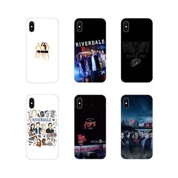 Accessories Phone Cases Covers American TV Riverdale For Xiaomi Redmi 4A S2 Note 3 3S 4 4X 5 Plus 6 7 6A Pro Pocophone F1