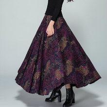 2019 new autumn and winter thick plus size Fashion casual female women girls brand skirts clothing