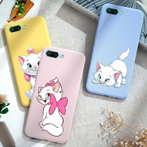 Cat Candy Case For Huawei Honor 9X Premium 9i 9 10 10i Lite 7A 7C 20i 20S 20 Pro Lite 8A 8C 8S 8X Case Cover(China)