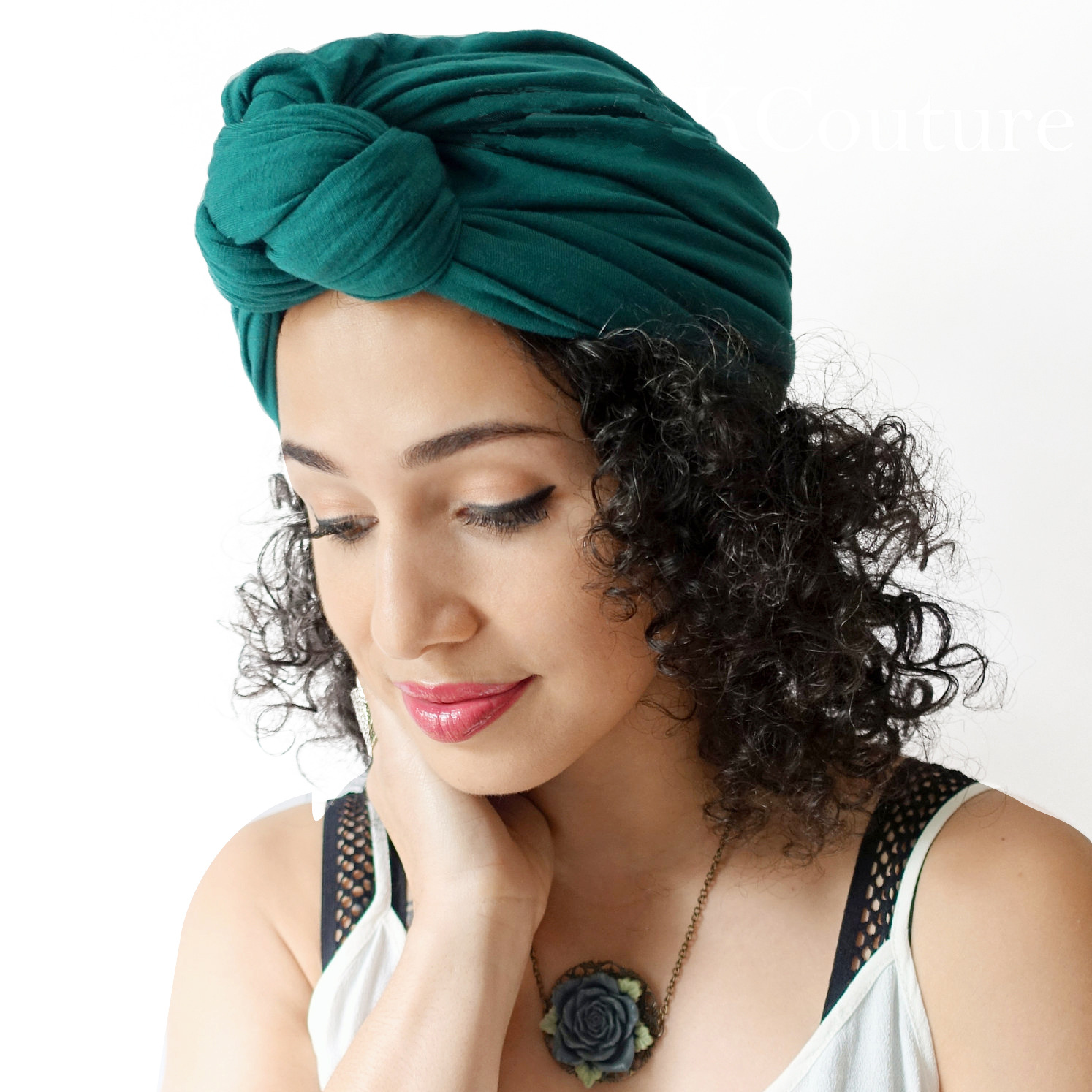 New Women Knotted Turban Hat Chemo Cap Headbands Muslim Turban For Women Caps  Muslim Turban