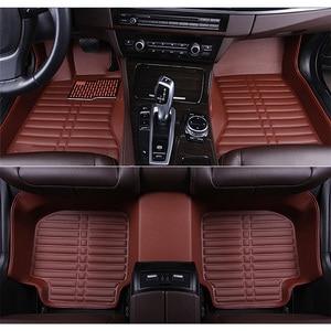 New Customized car floor mats for skoda octavia a7 a5 2 3 accessories tour rs mk3 2004-2020 2010 2011 2018 2019 2008 2009