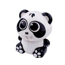 Original High Quality YuXin Panda 2x2x2 Magic Cube ZhiSheng 2x2 Animal Wisdom Speed Puzzle Christmas Gift Ideas Kids Toys
