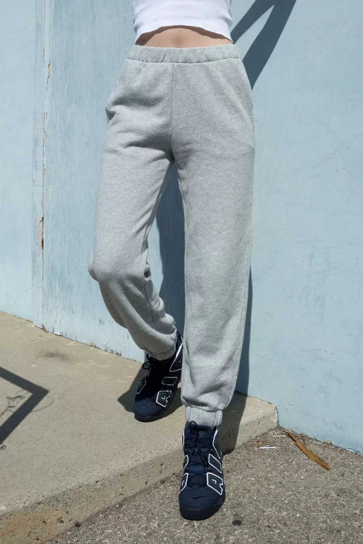 Rahat pembe harem pantolon kadın joggers fenale sweatpants streetwear pamuk yüksek bel pantolon bayanlar uzun pantolon