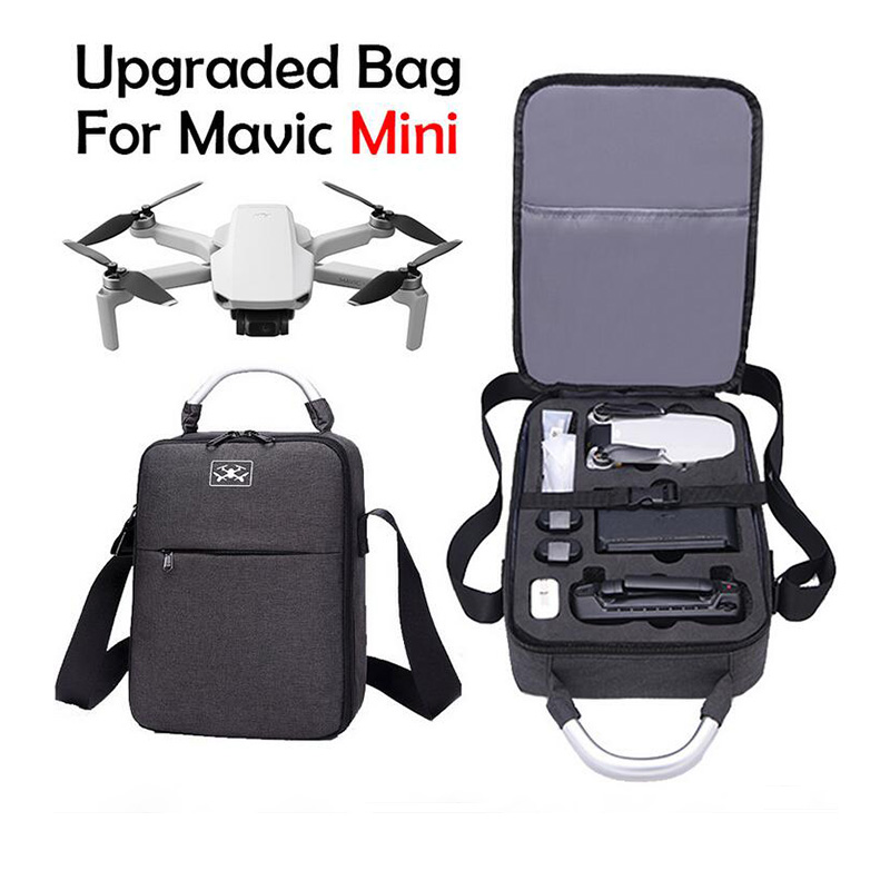 Portable Storage Bag Travel Case Carring Shoulder Bag For DJI MAVIC MINI Drone Handheld Carrying Case Bag Drone Accessories