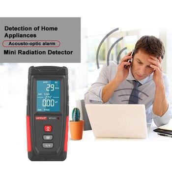 Ручной цифровой ЖК-измеритель EMF детектор электромагнитных излучений электромагнитного поля магнитный полевой дозиметрический детектор ...