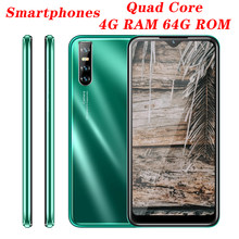 A30 versão global smartphones 4gb ram 64g rom 6.26