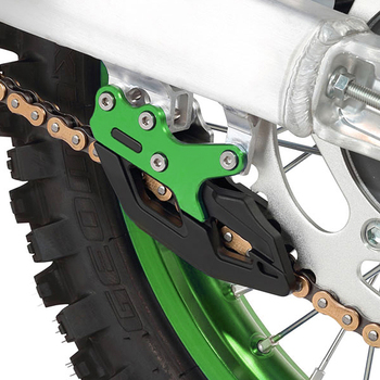 Moto Cadena guía Protector para Kawasaki KX250 2019 2020 KX250F KX450F 2009-2014, 2015, 2016, 2017, 2018 Protector De Cadena
