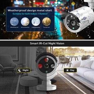 Image 5 - 2MP CCTV System 1080P 8ch HD Wireless NVR kit 3TB HDD Outdoor IR Night IP Wifi Camera Security System video Surveillance Hiseeu