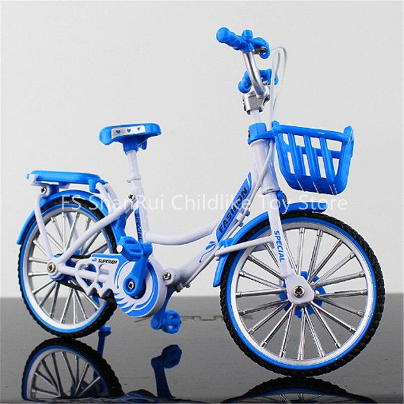 Cidade bmx bicicleta de metal modelo brinquedos