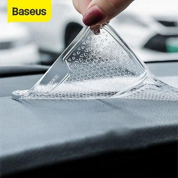 Baseus soporte Universal de teléfono para coche para móvil teléfono pared adhesivo de escritorio Multi-función Nano almohadilla de goma del coche titular de montaje del soporte