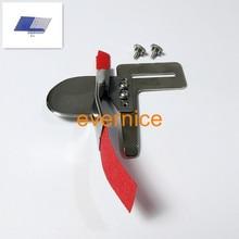 Sewing Machine Raw Edge Plain Tape Binder Binding Attachment Edge binder#A4