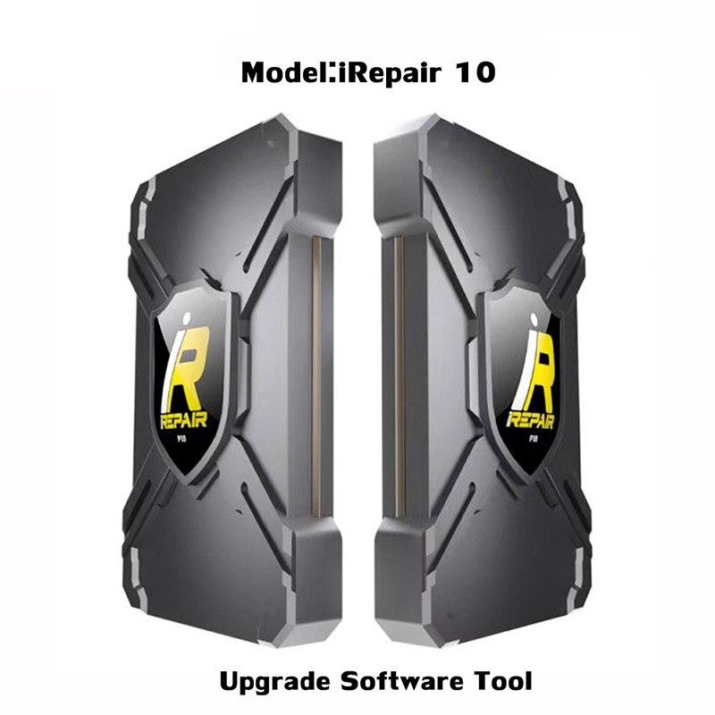 Caja iRepair P10 DFU para iP6 7 8 X número de serie leer y escribir Unpack de un clic WiFi y todos los demás datos syscfg sin desmontar