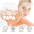 16Pc/Set Reusable Silicone Wrinkle Removal Sticker Face Forehead Neck Eye Sticker Pad Anti Wrinkle Aging Skin Lifting Care Patch