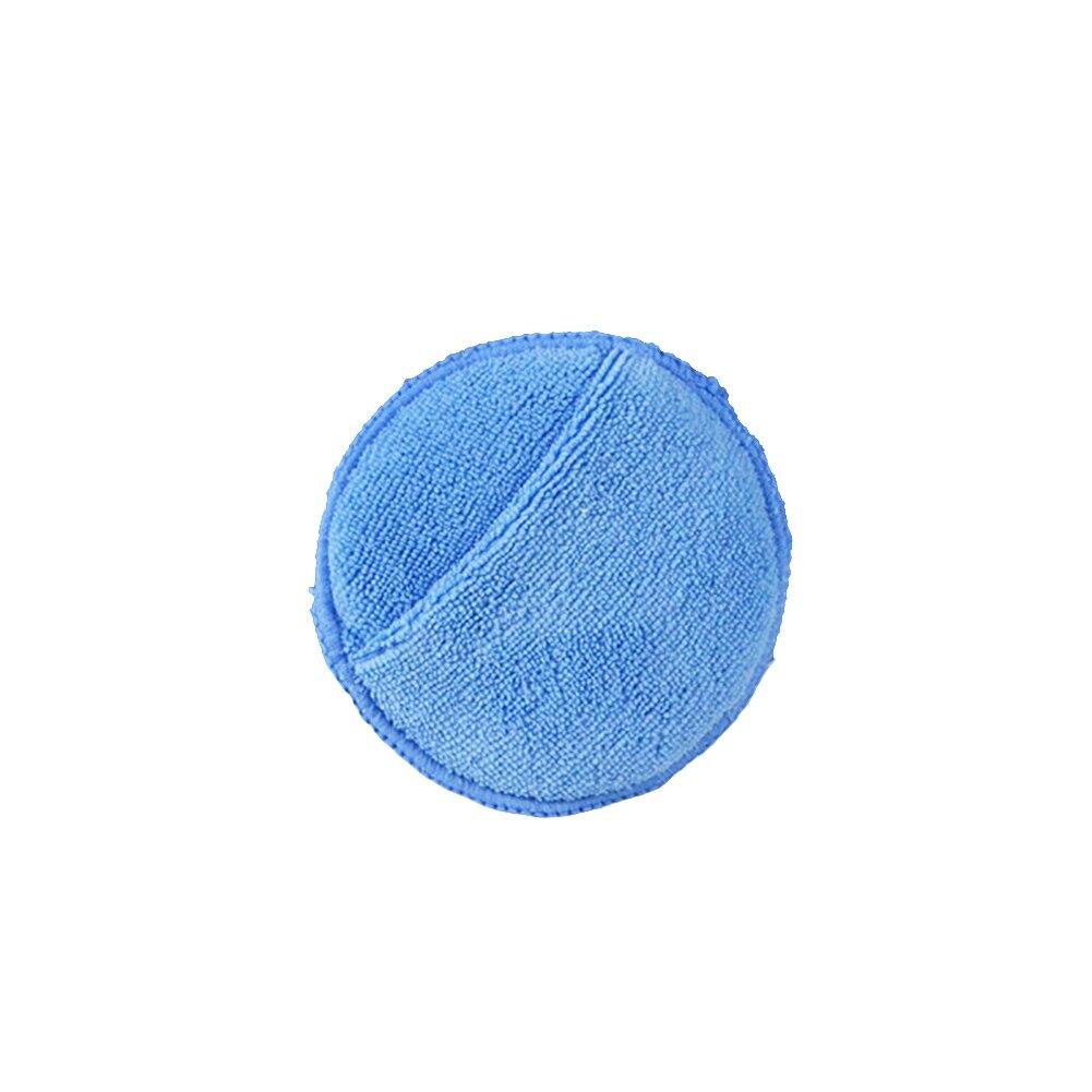 microfibra polimento bonnet e enceramento almofada dedo