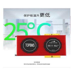 Image 4 - LTO BMS 5S 32S BMS 250A, LTO 배터리 용 빠른 충전 2.3V2.4V 5 32 시리즈 태양 광 발전 e 카에 연결