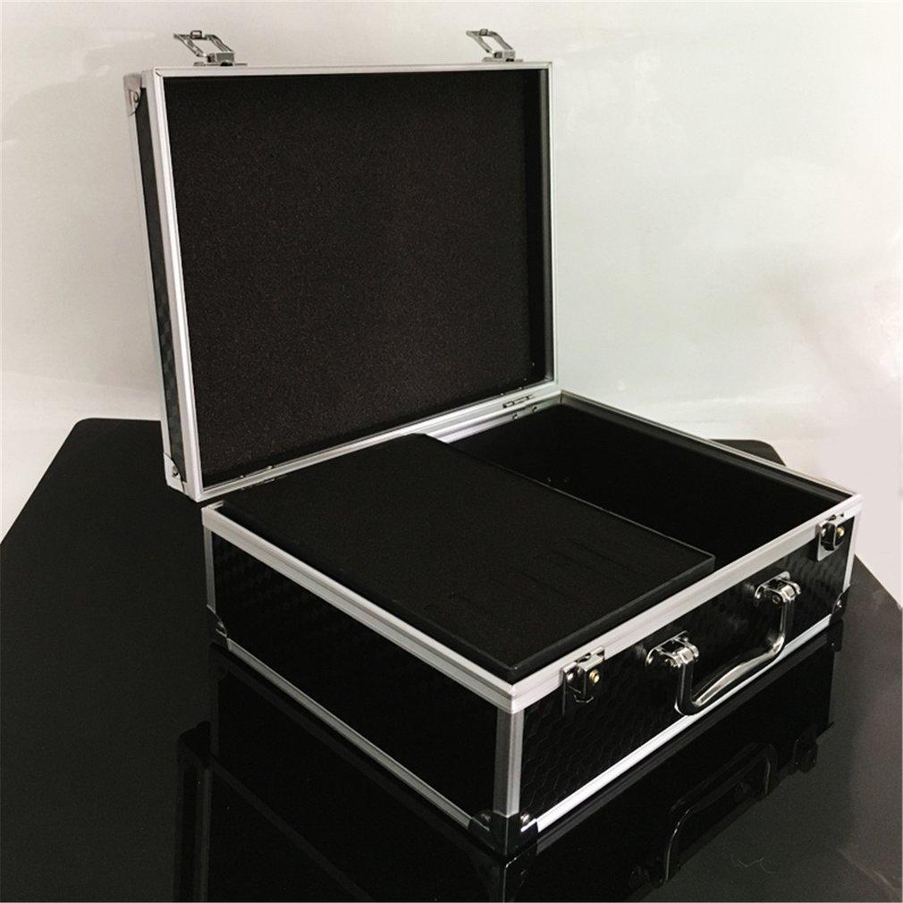 Tattoo Equipment Tattoo Tool Box Suitcase Aluminum Alloy Box Tattoo Tool Storage Box