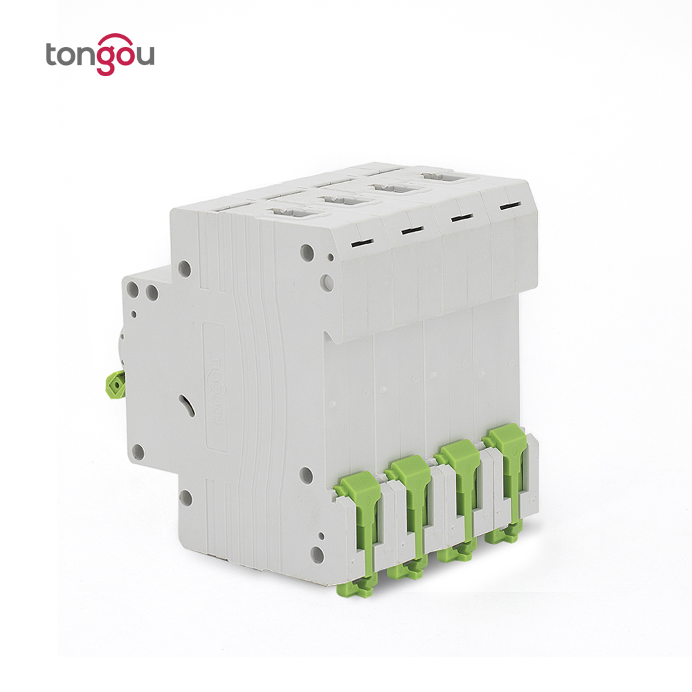 TONGOU 2P 50A 400V DC Miniature Circuit Breaker MCB Photovoltaic Solar Switch